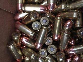 "45 Auto 230gr ""Bad Boys"" RN FPS 830 1000 RDS Bulk Ammunition"
