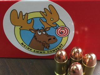 "45 ACP 230gr ""BAD BOYS"" RN FPS 830 50 RDS Bulk Ammunition"