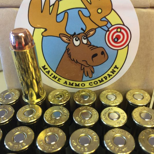 44 MAG 240gr FN 500 RDS ammo Bulk Ammunition gun ready