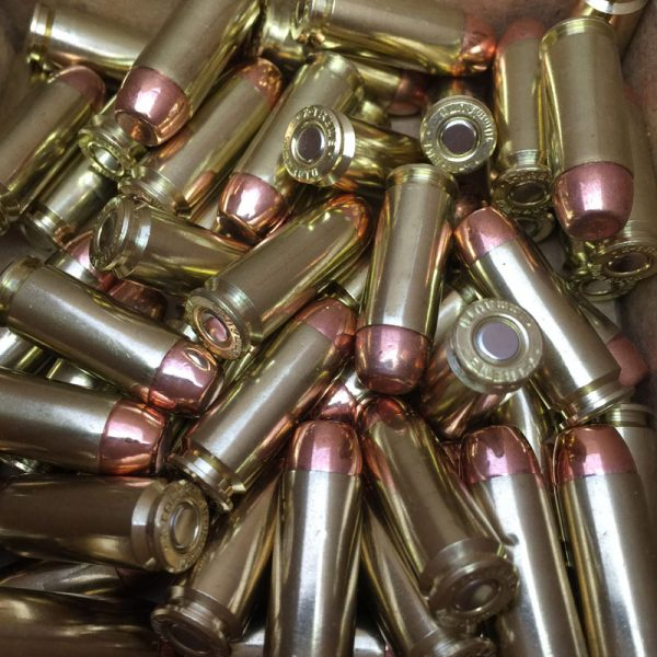 10MM FN 180gr 500 rds bulk ammunition gun ready