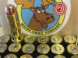 44 MAG 240gr FN 50 RDS ammo Bulk Ammunition gun ready