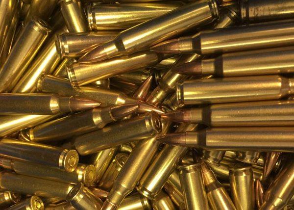 .223 FMJ 55gr 250 RDS FPS 3160 Bulk Ammunition