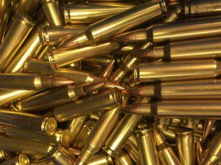 .223 FMJ 55gr 1000 RDS FPS 3160 Bulk Ammunition
